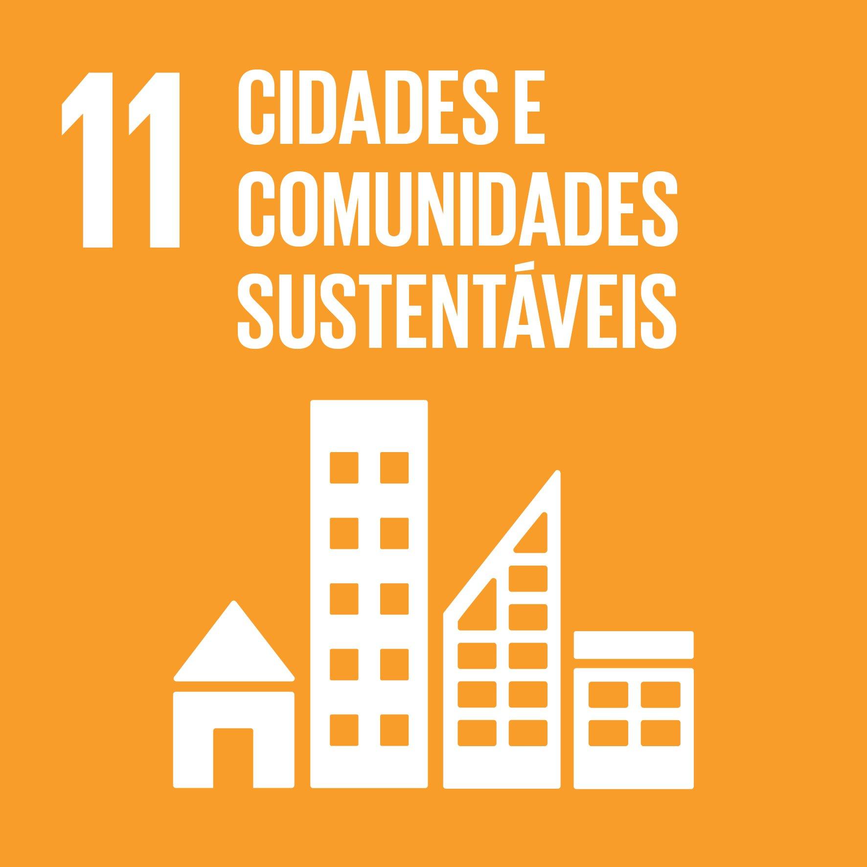 Cidades e comunidades sustentaveis