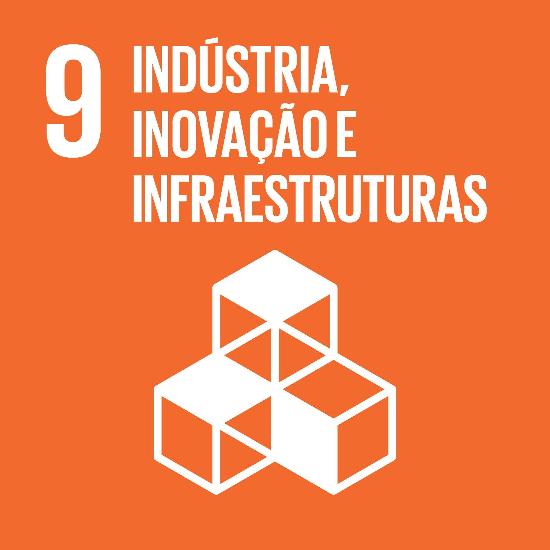 Indústria, inovação e infraestruturas