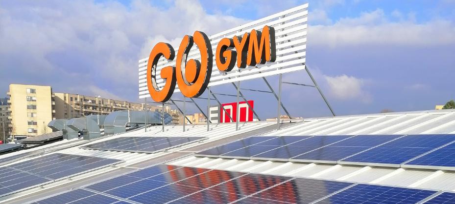 Ginásios Go Gym (83,36kWp)