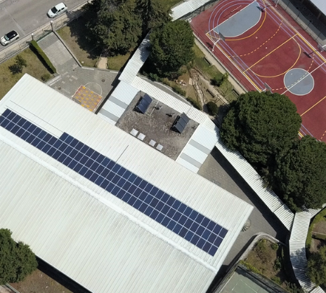 Escola da Figueira Da Foz (25 kWp)